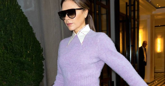 The 3 Colours That Victoria Beckham is Wearing For Autumn