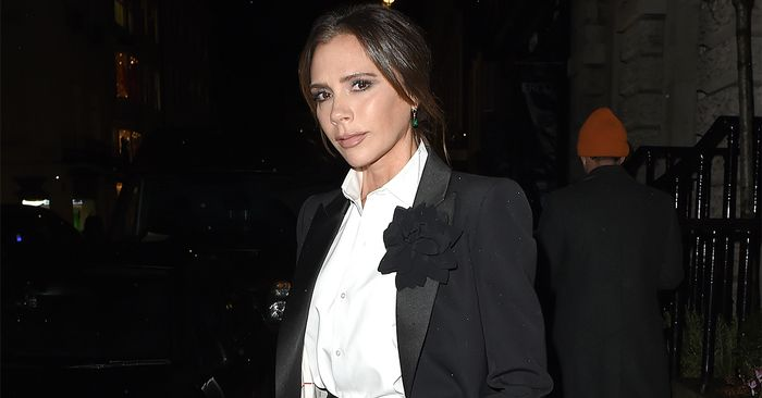 This Is the Denim Trend Victoria Beckham Loves for Spring