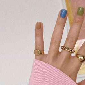 These Are the 3 Biggest 2021 Nail Colour Trends for Spring